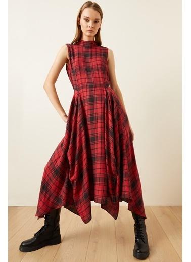 Love My Body Elbise Kırmızı